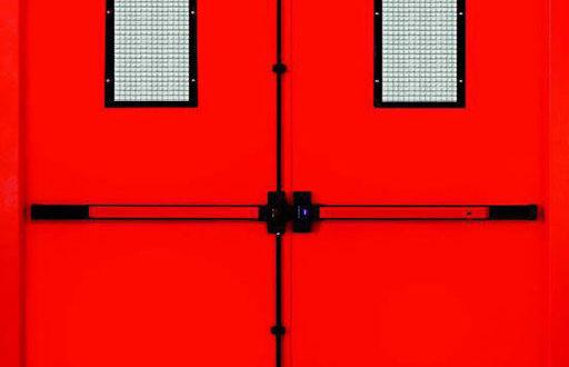 درب اتاق سرور