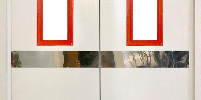 درب ضد حریق دیتاسنتر و اتاق سرور